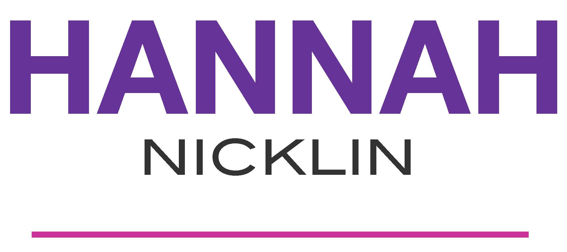 Hannah Nicklin Massage Therapist and Coach